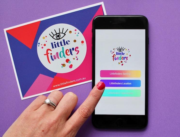 littlefinders app